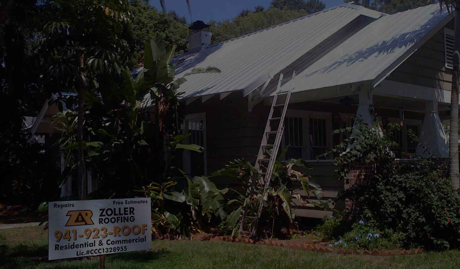 THE COMMERICAL & RESIDENTIAL ROOFING LEADER