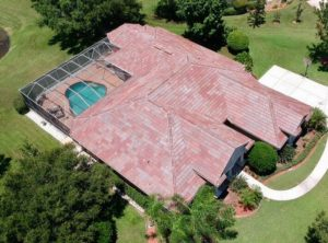Tile Re-roof Zoller Roofing Sarasota FL