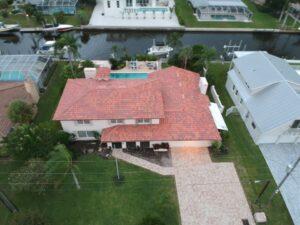 Coral Springs Blend Eagle Tile Roof, Sarasota FL