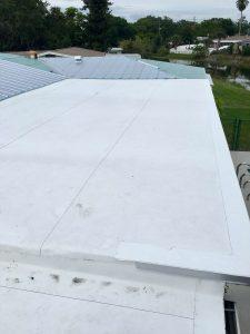 Before Metal Panel Installation, Metal Roof by Zoller Roofing Sarasota FL