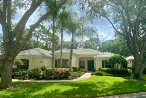 Flat Tile Roof by Zoller Roofing in Sarasota FL