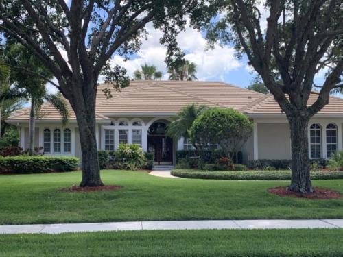 New Tile Roof, Zoller Roofing, Sarasota FL