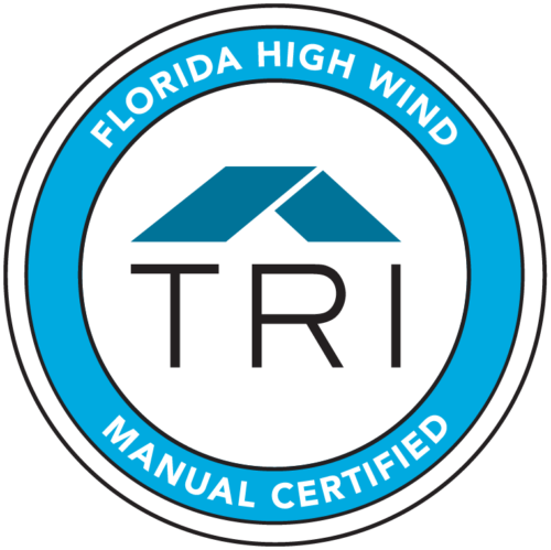 Certified by the Tile Roofing Industry Alliance