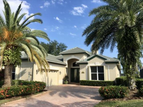 New Tile Roof, Sarasota FL, Zoller Roofing