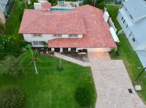 Eagle Tile Roof, Capistrano Coral Springs Blend, Sarasota FL