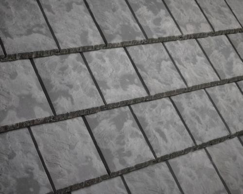 Eagle Tile Textured Slate Plymouth Blend