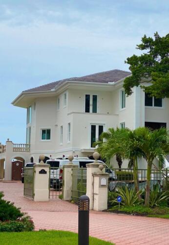 Flat Tile Roof, Zoller Roofing, Sarasota FL, Longboat Key FL