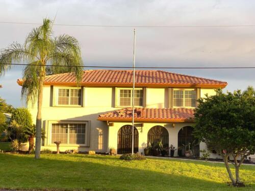Zoller Roofing Inc. Eagle Tile Roof, Sarasota FL