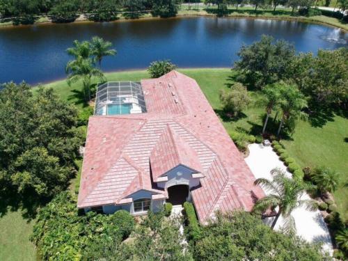 Zoller Roofing, New Eagle Tile Roof, Sarasota FL