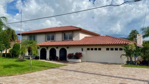 New Eagle Tile Roof, re-roof, Sarasota FL, Zoller Roofing