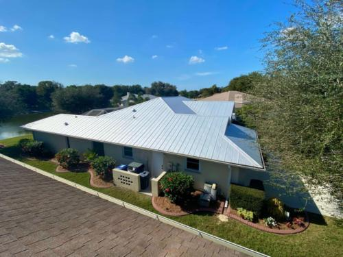 Zoller Roofing Metal Roof Sarasota FL